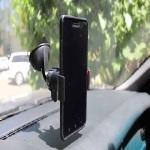 Особенности крепления мобильных девайсов в транспортном средстве