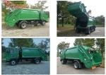 Продается мусоровоз 8 м3 на базе грузовика Hyundai HD120, 2012 года .