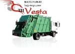 мусоровоз 8.5 м3 на базе грузовика Hyundai HD120, 2013 год .