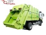 Продается мусоровоз 16 м3 на базе грузовика Hyundai HD170, 2012 года .