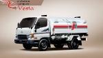 Продается топливозаправщик 5 м3(2 отсека) на базе Hyundai HD78 2013 года .