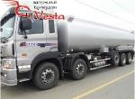 Продается бензовоз на базе грузовика Hyundai  Trago 24 тонны 2011 года