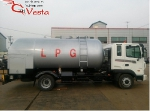 Продается газозаправщик для перевозки пропана  на базе грузовика Hyundai HD170