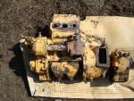 Запчасти разбор  Т-170 Т-130 бульдозер сваебой