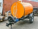 Прицеп специальный тракторный ПУ-3,5 производитель: гормаш