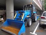 Трактор МУП-РБА-03