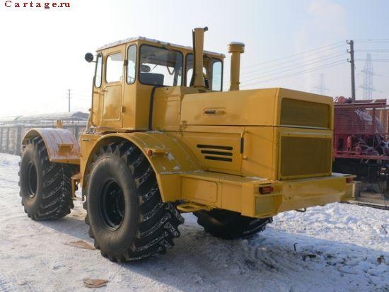 Кировец К-701 с двигателем ЯМЗ-240Б, 300 л.с. Новый. Костромская ...