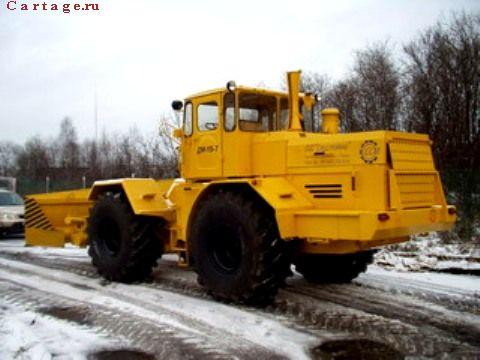 бульдозер дм-15 к-700 Ленинградская область. - cartage.