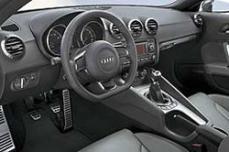 Дизельный спорткар Audi ТТ