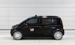 Концепт лондонского такси от Фольксвагена