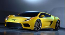 В Нью-Йорке представят новый спорткар Saleen S5S Raptor