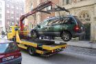 Со следующего года об эвакуации автомобиля будут сообщать при помощи SMS